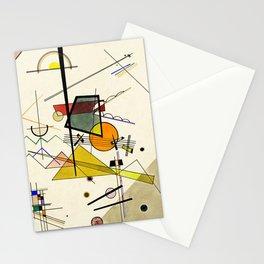 Wassily Kandinsky - Melodisch Stationery Cards