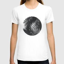 Palms Black T-shirt