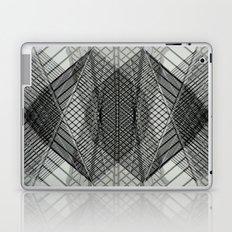Linear Mirrors Laptop & iPad Skin