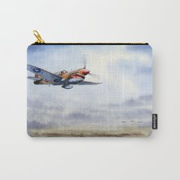 P-40 Warhawk Aircraft Carry-All Pouch