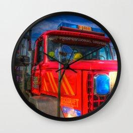 American Stunt truck Wall Clock
