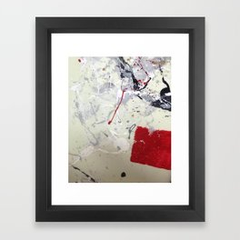 strato moments #4 Framed Art Print