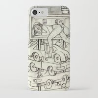 sleeping beauty iPhone & iPod Cases featuring sleeping beauty by Madmi
