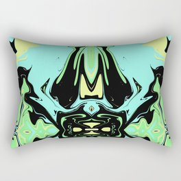 Hidden Turtles Rectangular Pillow
