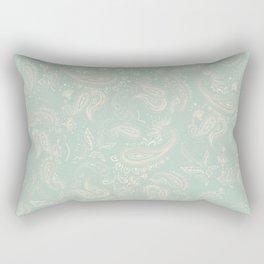 Batik Paisley 2 Rectangular Pillow