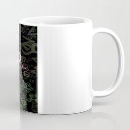 Pink Roses in Anzures 3 Letters 3 Coffee Mug