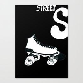 I'M DISCO Canvas Print