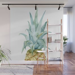 Pineapple Topper Wall Mural