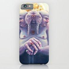High Society Walrus Slim Case iPhone 6s