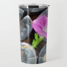 just a lovely flower Travel Mug