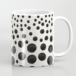 BNW Agatized Coral Dots Coffee Mug
