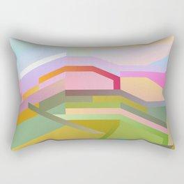 Landskab 1 Rectangular Pillow
