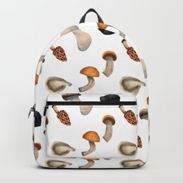 Mushroom seamless pattern Backpack