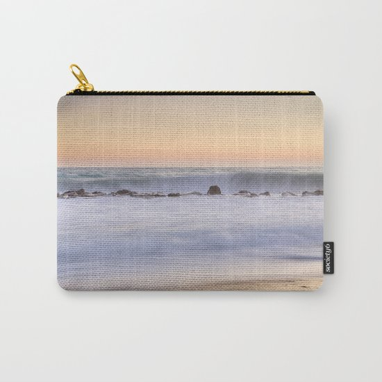 """""""The big wave..."""" Carry-All Pouch"""