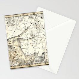 Pegasus Constellation Celestial Atlas Plate 12, Alexander Jamieson Stationery Cards