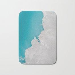 #Vintage Sky Bath Mat