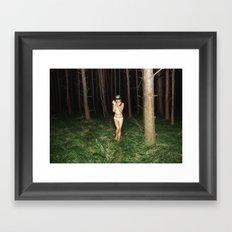 Laura Palmer II Framed Art Print