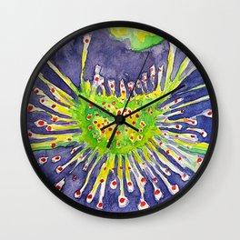 drosera gigantea Wall Clock