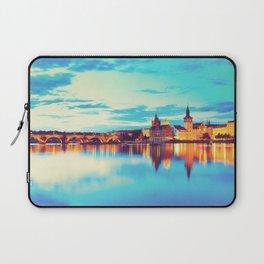 Prague at Twilight Laptop Sleeve