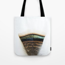 FEATHER COLLECTION Tote Bag