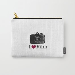 I ♥ Film Carry-All Pouch