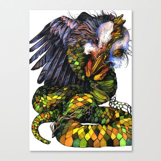 Snicken II Canvas Print