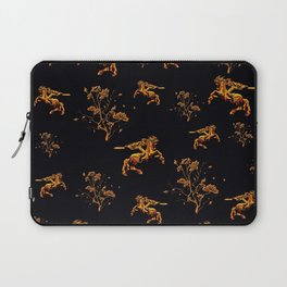 Golden David of Sassoun Laptop Sleeve