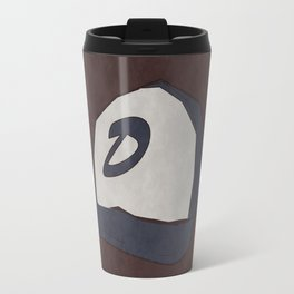 The Walking Dead game: Clementine's hat Travel Mug