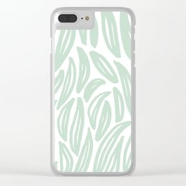 Bananas or Leaves? Clear iPhone Case