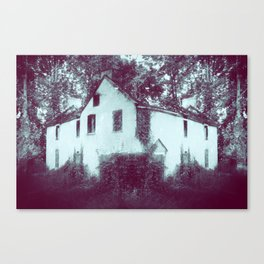 House of Leaves Canvas Print