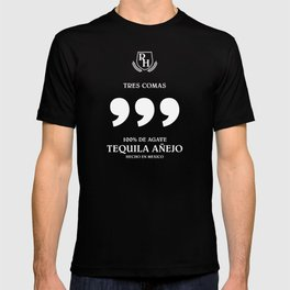Tres Comas Tequila (alternate) T-shirt