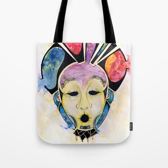Veto's Mask Tote Bag