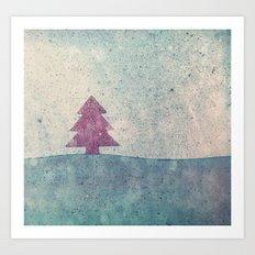 Winter is coming.. Art Print
