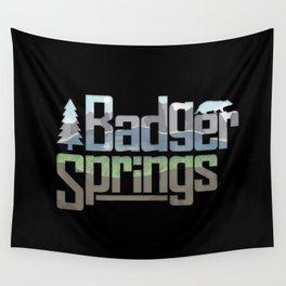 Badger Springs Wall Tapestry