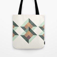 Translucent geometry Tote Bag