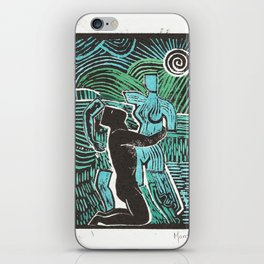 Worship iPhone Skin