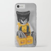 superhero iPhone & iPod Cases featuring Superhero by mnewmanphotos