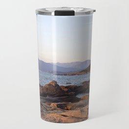 Sunrise in Corsica Travel Mug