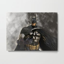 The Dark Knight Metal Print
