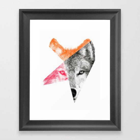 Wild - by Eric Fan and Garima Dhawan Framed Art Print
