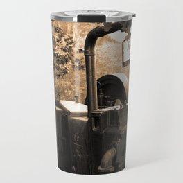 Old machinery Travel Mug