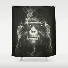 Smoke 'Em If You Got 'Em Shower Curtain