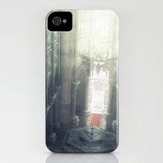Zelda Cathedral iPhone (4, 4s) Slim Case