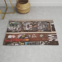 East Village Door Rug