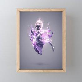 Transcendence Framed Mini Art Print