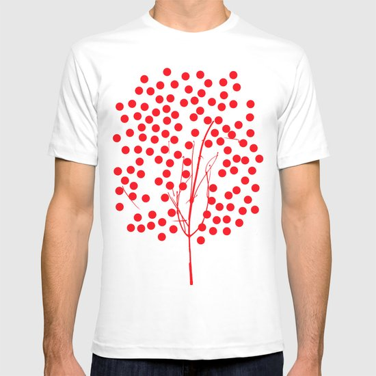 Tree of Life Red T-shirt