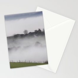The Farm House Beyond Stationery Cards