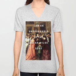 unspeakable Unisex V-Neck