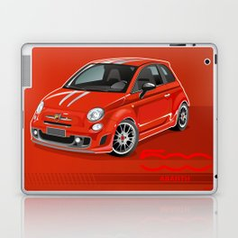 FIAT Abarth 500 Laptop & iPad Skin