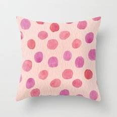 Over and Above Throw Pillow